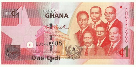 Exchange Rate Ility In Ghana Has The Bubble Burst