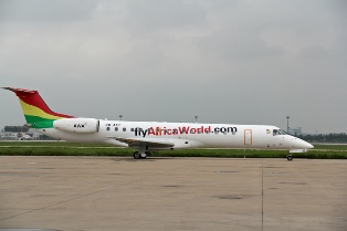 Africa World Airlines Aircraft