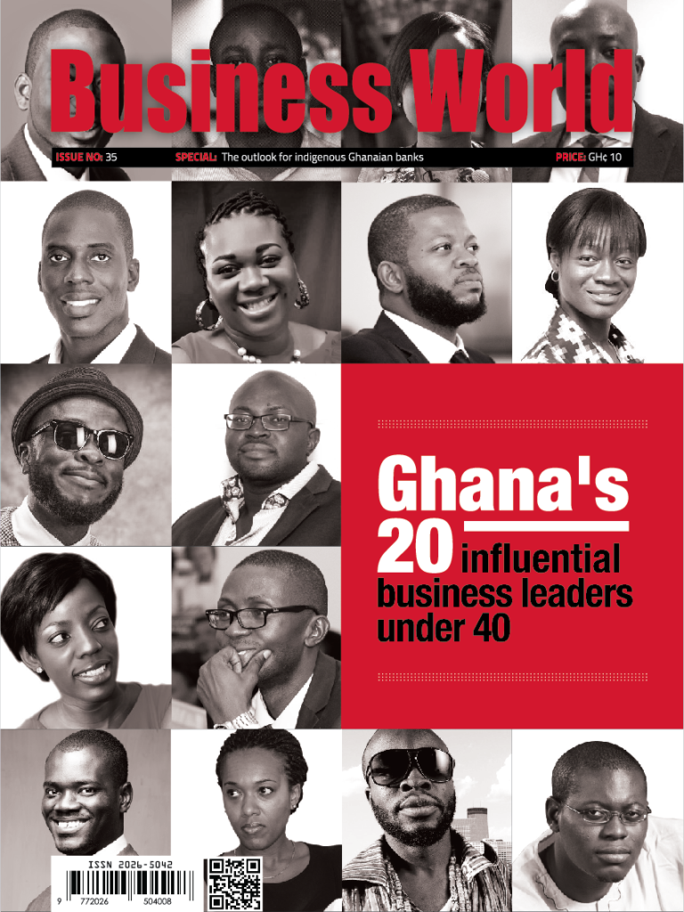 Ghana's 20 under 40 most influential business people
