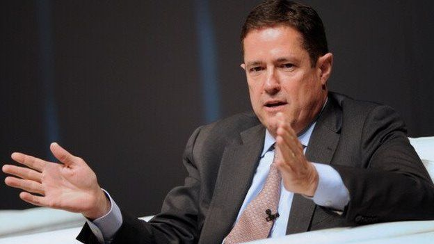 Names jes staley as new chief executive barclays names jes staley