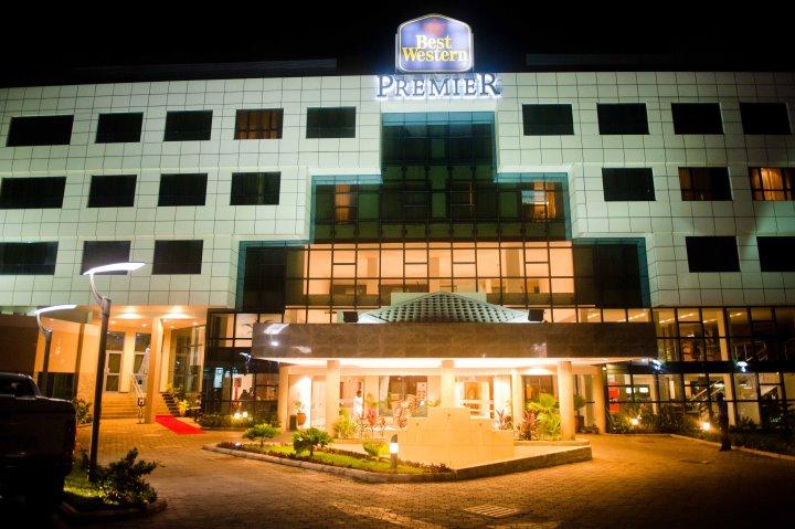 Best Western Premier Hotel Ranked 67 On Ghana Club 100
