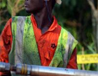 Damang Mine Staff