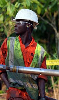 Gold Fields Damang mine saves 2,000 jobs - Business World Ghana