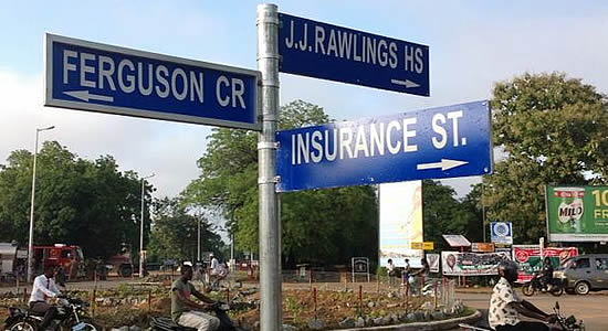 Lack of proper street naming impedes tax mobilisation – GRA