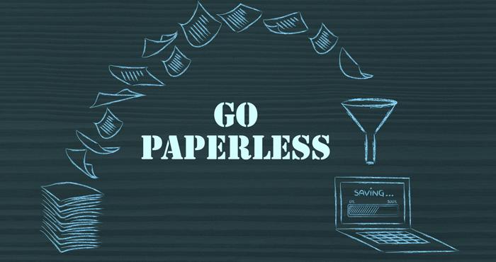 Paperless System Requires All Hands On Deck Gsa Boss