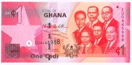 Forex rates ghana cedi