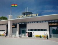 Ho airport
