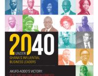 Ghana 20 under 40